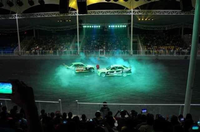 Motor Show Police Academy